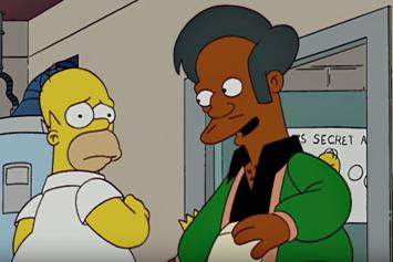 """""""The Simpsons"""" Is Apparently """"Thinking About"""" Making Changes To Apu"""