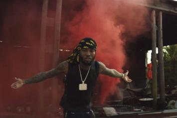 """Shy Glizzy Releases New Video For """"Ride 4 U"""""""