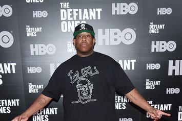 Travis Scott's Dad Taught DJ Premier How To Play The Drums