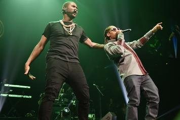 Usher And Lil Jon Have Once Again Hit The Studio