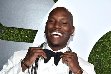 Tyrese Says He Married Ex-Wife, Norma Gibson, To Keep Her In America