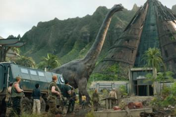 """Jurassic World: Fallen Kingdom"" Drops First Official Trailer"