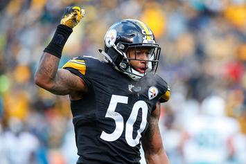 Ryan Shazier Facetimes Steelers From Hospital Bed After Division-Clinching W