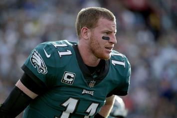 Eagles Confirm Carson Wentz Tore His ACL: Philly Fans &Others React