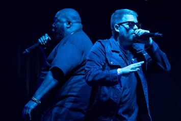 "El-P Teases ""Filthy, Dirty, Dusty"" New Run The Jewels Album"