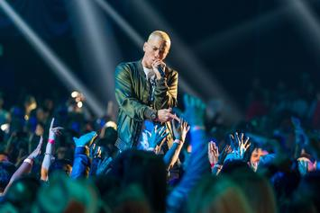 Eminem Will Reportedly Be Going On Tour In 2018