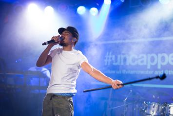 Chance The Rapper Joins SZA For Performance In New York City