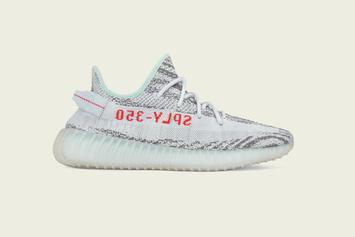 """Adidas Yeezy Boost 350 V2 """"Blue Tint"""": Official Store List"""