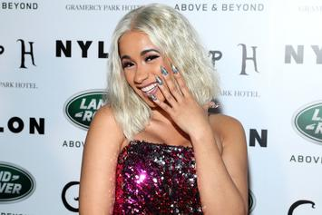 Cardi B Debuts Hilarious New Steve Madden Ad Online