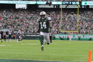 Jets WR Jeremy Kerley Blames Ghosts For Failed Drug Test