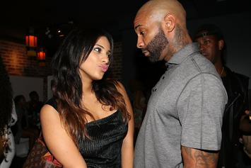 Joe Budden And Cyn Santana Welcome A New Baby Boy