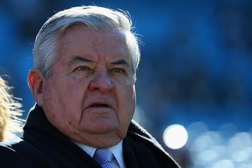 Panthers Owner Jerry Richardson To Sell Team Amid Misconduct Allegations