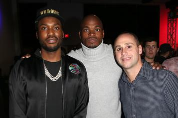 76ers Co-Owner Is Visiting Meek Mill In Jail Frequently & Plotting Legal Strategies