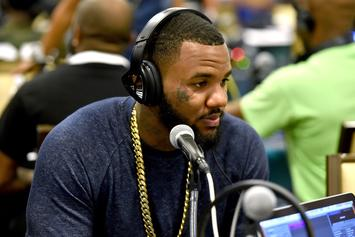 The Game Reportedly Sued By 40 Glocc For Allegedly Missing Outstanding Payments