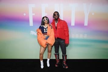 """Cardi B Defends Her Decision To Say Offset's Name In """"Bartier Cardi"""""""
