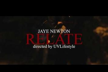"Jaye Newton Paints A Picture with ""Relate"""
