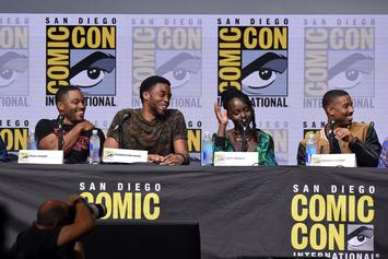 """Marvel's """"Black Panther"""" Poised For Box-Office Domination"""
