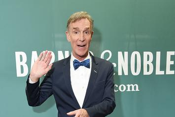 """Bill Nye Blasts B.o.B & Kyrie Irving For Thinking Earth Is Flat: """"What Is Wrong With You"""""""