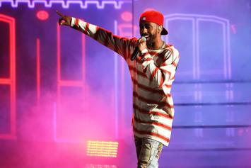 Big Sean Offers Bryson Tiller Some Advice On Dealing With The Haters