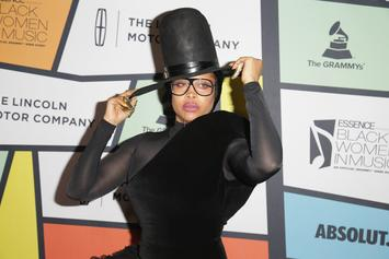 "Erykah Badu Got Pulled Over By Police So They Could ""Say Hi"""