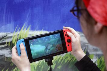 Nintendo Switch Becomes The Fastest Selling Console In U.S. History