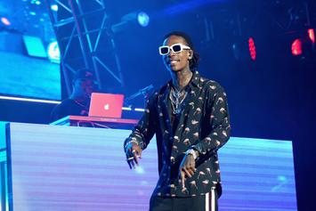 Wiz Khalifa Freestyles About Amber Rose On Big Boy's Neighborhood