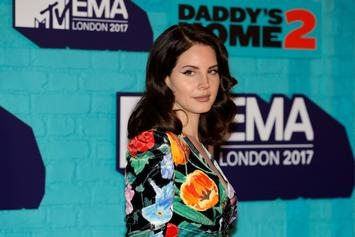 "Lana Del Rey Being Sued By Radiohead Over ""Creep"" Similarity In ""Get Free"""