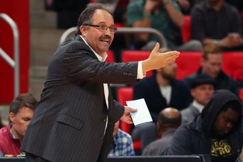 Pistons' Stan Van Gundy Threatens To Boycott ESPN Interviews