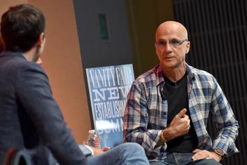 Jimmy Iovine Denies Rumors That He's Leaving Apple Music