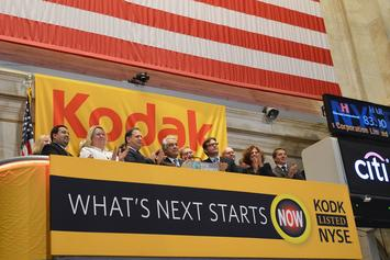 Kodak Announces New Cryptocurrency, Sees Stock Price Soar Exponentially