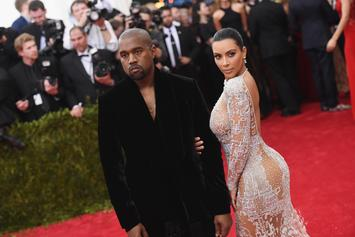 "Kanye West & Kim Kardashian's Surrogate Due ""Any Day Now"""