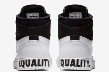 "Air Jordan 1 ""Equality"" Releasing On Martin Luther King Jr.'s Birthday"