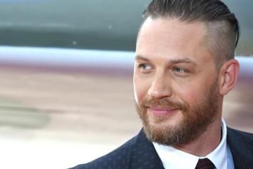 "Marvel's ""Venom"" Starring Tom Hardy Reveals First Photo"