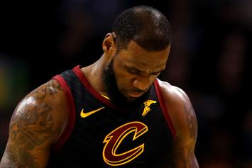 Cavs Suffer Second Consecutive Blowout Loss: NBA Twitter Reacts