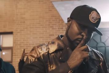 "Young Buck Mobs In The Trap In New Video For ""Run Off"""