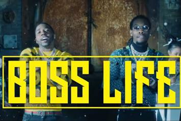"YFN Lucci & Offset Drop Ice Cold Visuals For ""Boss Life"""
