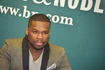 "50 Cent Reacts To ""Power"" Winning Big At NAACP Image Awards"
