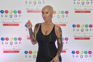 Amber Rose Reveals She's Getting A Breast Reduction Tomorrow