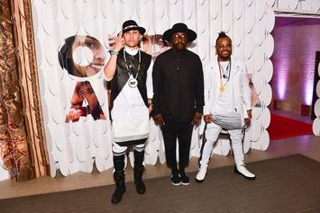 Black Eyed Peas Talk Comeback On The Breakfast Club