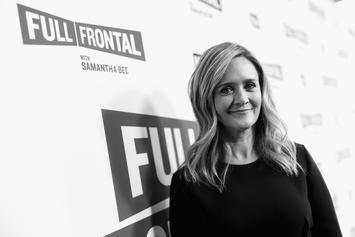 """Samantha Bee To Aziz Ansari: """"If You Say You're A Feminist, Act Like A Feminist"""""""