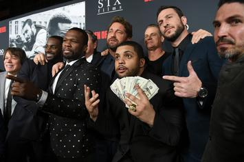 """""""Den Of Thieves"""" Narrowly Beats """"12 Strong"""" During Thursday's Box Office"""