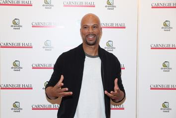 Common Says Kanye West Deserves To Name His Child Chicago