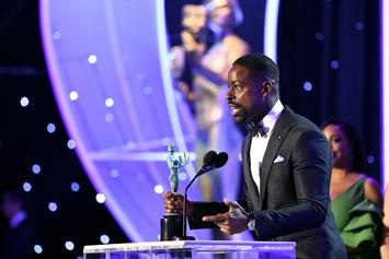 Morgan Freeman Honored, Sterling K. Brown Makes History at SAG Awards