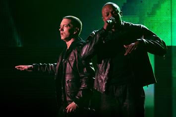 Eminem, Dr. Dre, & Mike WiLL Made-It Are Working On Music