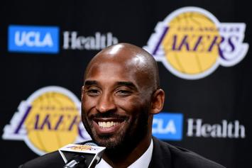 Kobe Bryant Receives Oscar Nomination For Animated Film