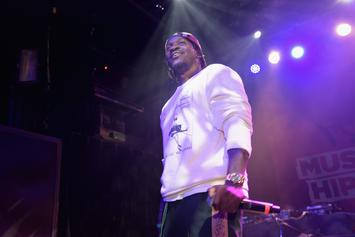 """Watch The Trailer For Hip-Hop Doc """"Word Is Bond,"""" Featuring Pusha T & More"""