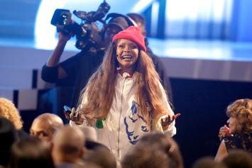 Erykah Badu Says She Sees Good In Everyone, Even Hitler