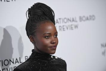 Lupita Nyong'o Says Harvey Weinstein Allegations Led To Sleepless Nights