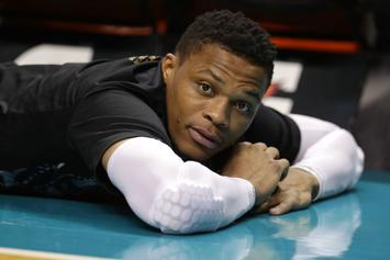 "Russell Westbrook Reacts To Being ""Last Pick"" In NBA All-Star Draft"