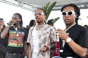 """Migos Dub Themselves """"The Biggest Group Ever"""""""